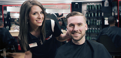 Sport Clips Haircuts of Village @ West Oaks Haircuts